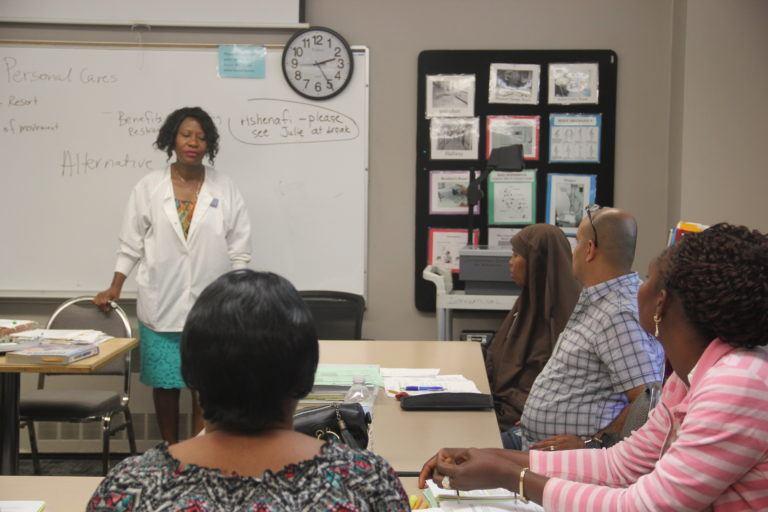 Nursing Assistant Class