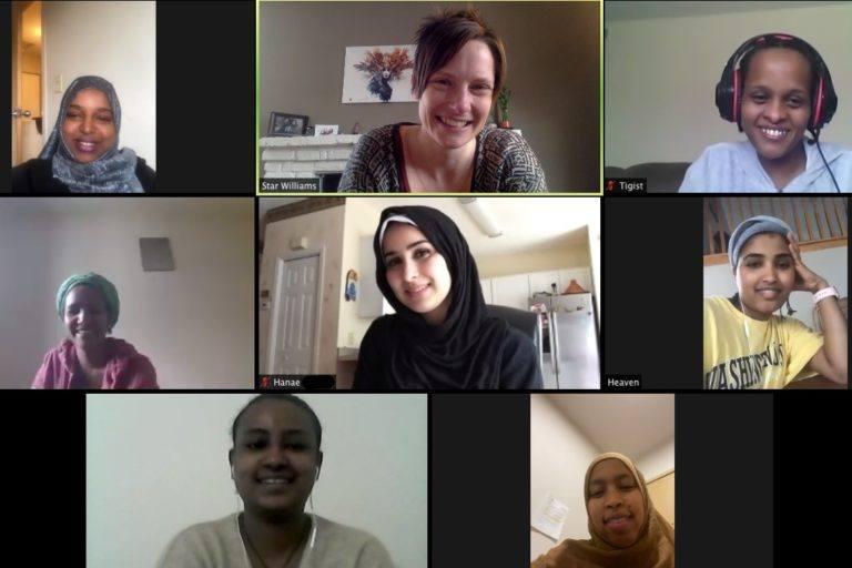 Nursing assistant training class meets online
