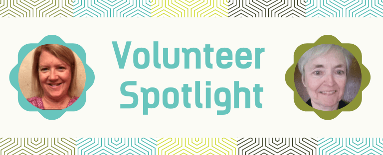 Mary S. and Mary Ellen K. Volunteer Spotlight
