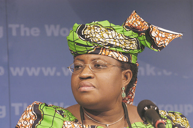 Ngozi Okonjo Iweala - International Women's Day