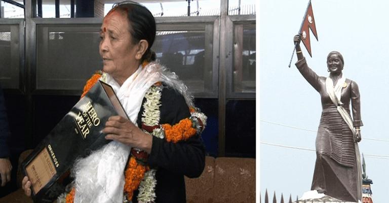 Anuradha Koirala and Pasang Lhamu Sherpa - International Institute of Minnesota