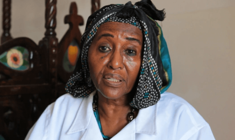 Dr. Hawa Abdi - International Women's Day