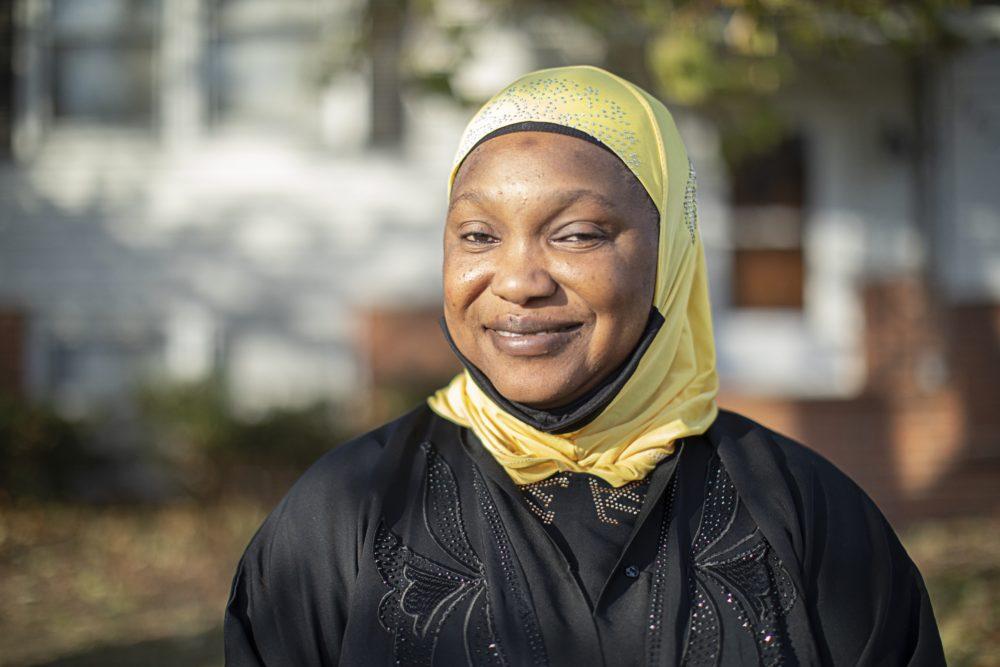 Fatumata - International Institute of Minnesota client