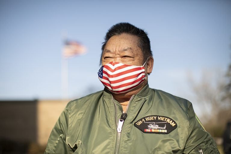 Toan, citizenship client at the International Institute of Minnesota