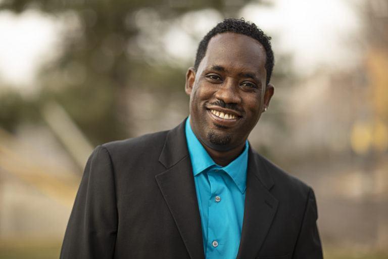 Kasahun - Medical Career Advancement client at International Institute of Minnesota
